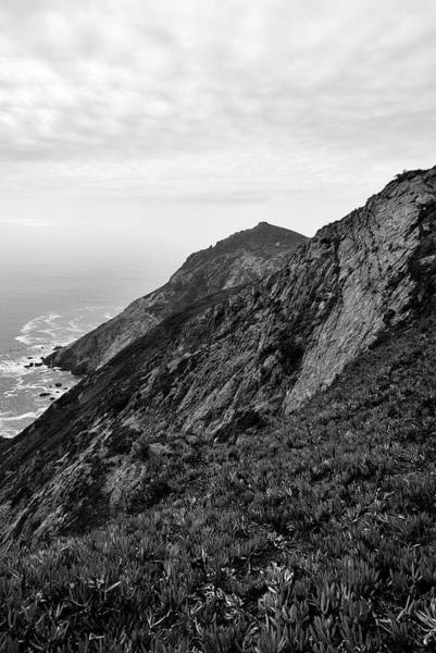 Point Reyes II Bw Poster