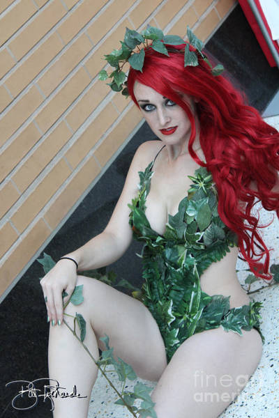 Poison Ivy - Cosplay Poster