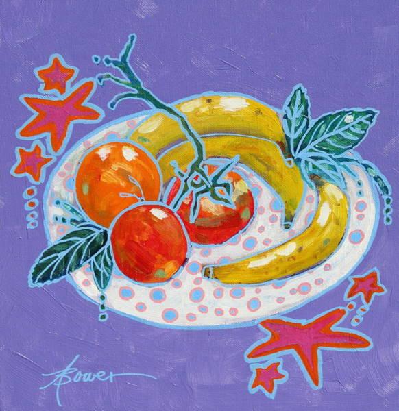 Polka-dot Plate  Poster