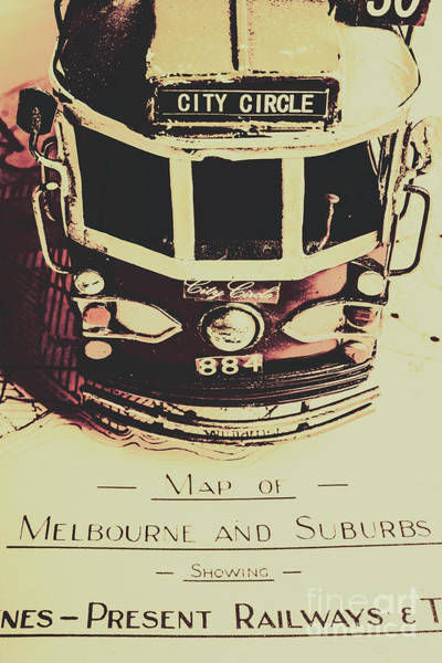 Pop Art City Tours Poster