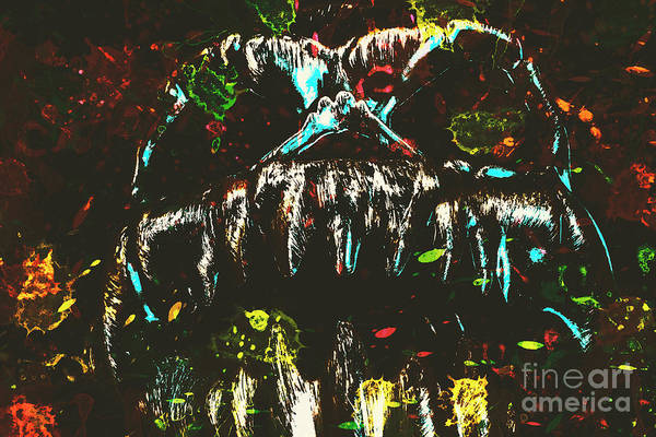 Pop Art Madness Poster