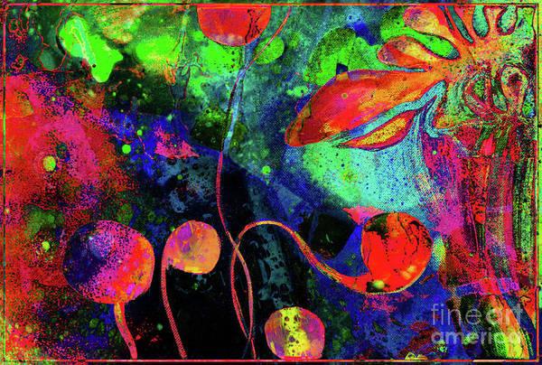 Poppy Enchantment Poster