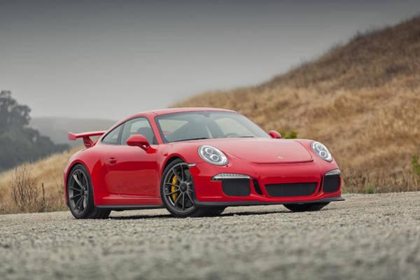 Porsche 991 Gt3 Poster