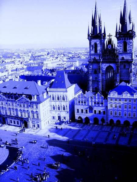 Prague Cz Poster
