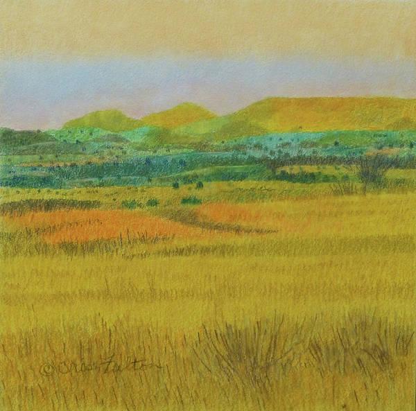 Prairie Reverie Poster