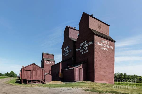 Prairie Sentinels I Poster