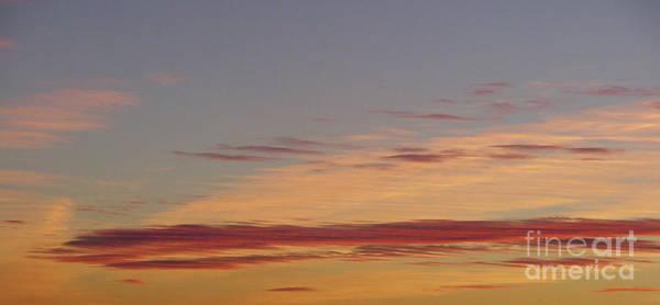 Prairie Sunset 2 Poster
