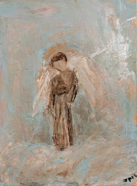 Priest Angel Poster