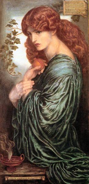 Proserpine 1881 Poster