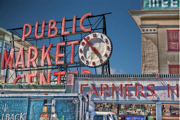 Public Market Poster