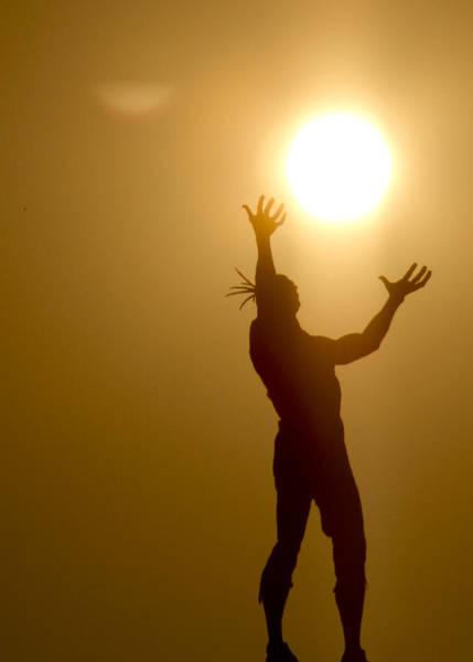 Raising The Sun Poster