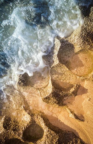 Reefy Textures Poster