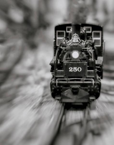 Riding The Railways Poster
