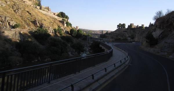 Road Towards Toledo Poster