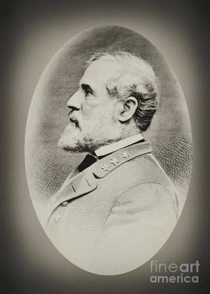 Robert E Lee - Csa Poster