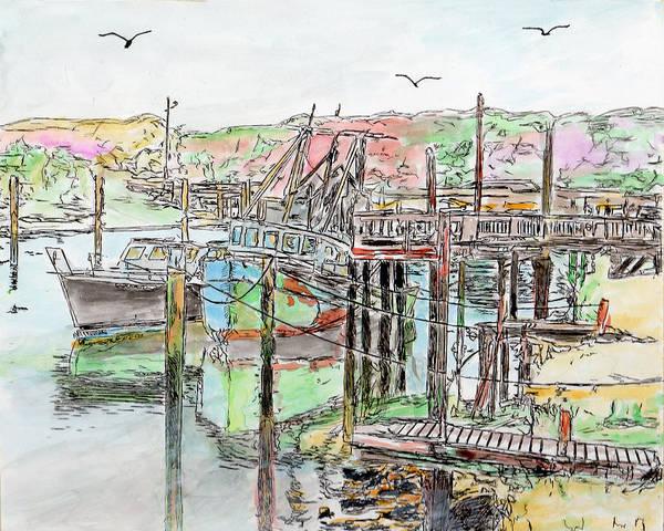 Rock Harbor, Cape Cod, Massachusetts Poster