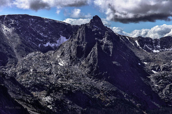 Rocky Mountain National Park Colorado Poster