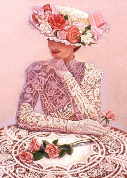 Romantic Lady Poster