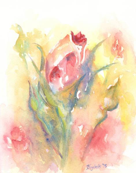 Rose Garden One Poster