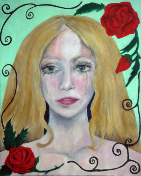 Rose Tattoo Poster