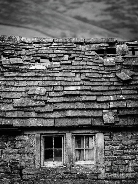 Rustic Cottage Poster