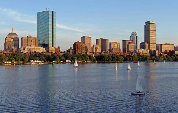 Sail Boston Poster