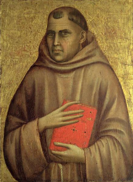 Saint Anthony Abbot Poster
