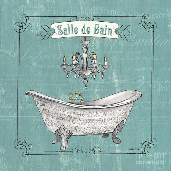 Salle De Bain Poster