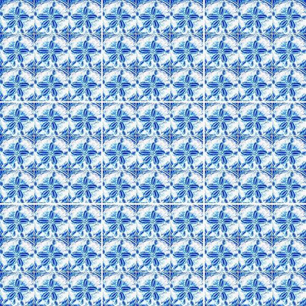 Sand Dollar Delight Pattern 1 Poster