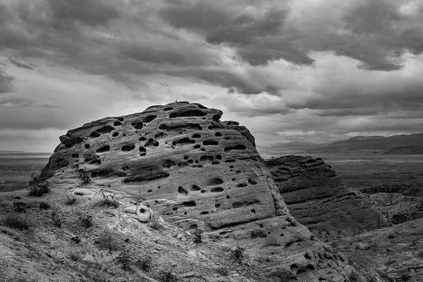 Sandstone Butte Poster
