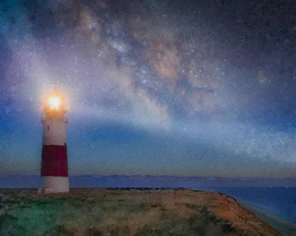 Sankaty Head Light, Nantucket Poster