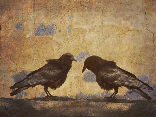 Santa Fe Crows Poster