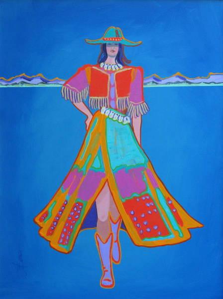 Santa Fe Girl  Poster