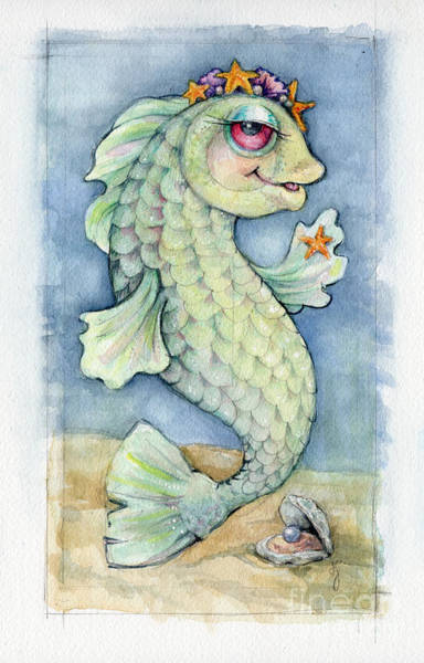 Sarafina Seabling Poster