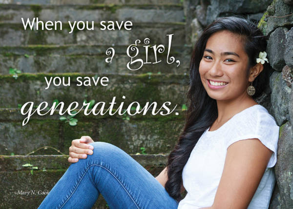 Save A Girl Poster