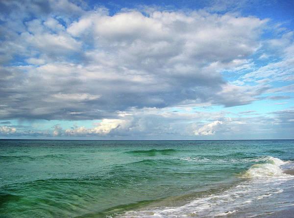 Sea And Sky - Florida Poster