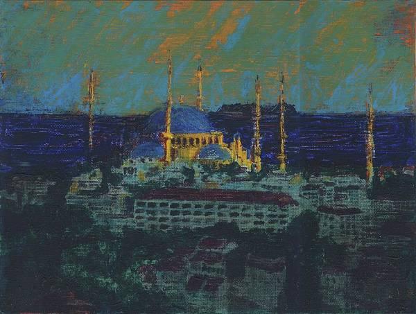 Sea Of Marmara Poster