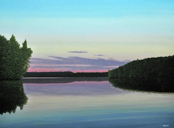 Serenity Skies Poster