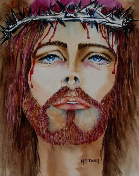 Shades Of Jesus Poster