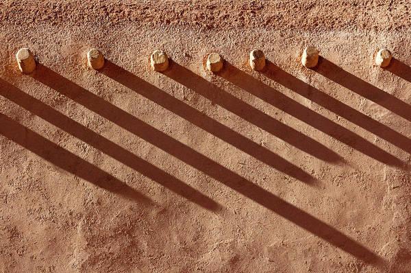 Shadow Beams Poster