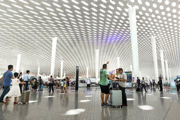 Shenzhen Airport Poster