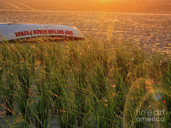 Ship Bottom Beach Patrol Poster