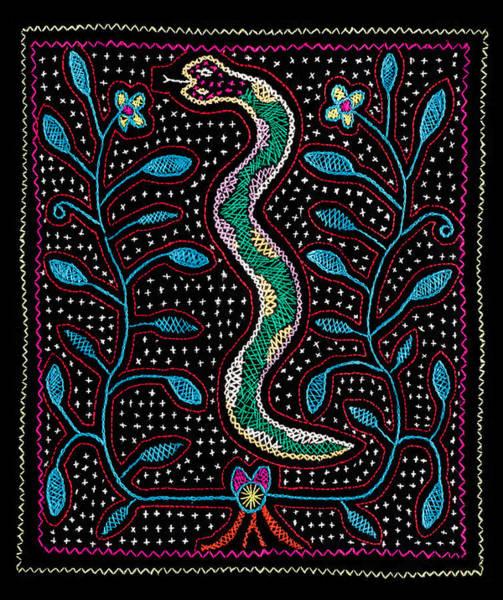 Shipibo Art Poster