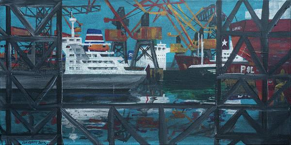 Shipyard Poster