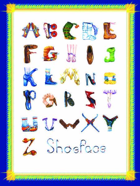 Shoeface Poster