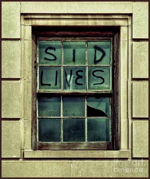 Sid Lives  Poster