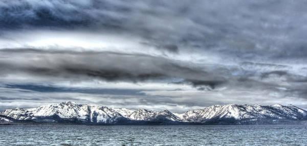Silver Lake Tahoe Poster