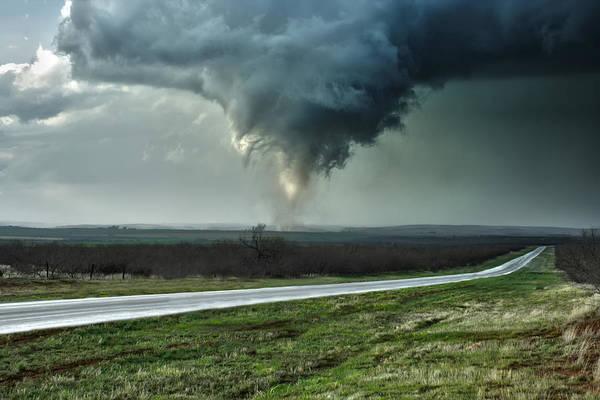 Silverton Texas Tornado 2 Poster
