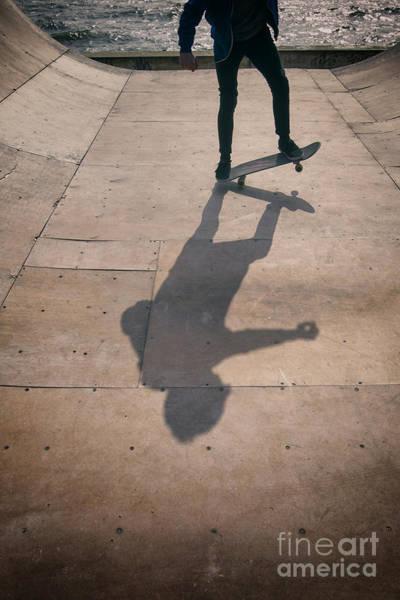 Skater Boy 002 Poster