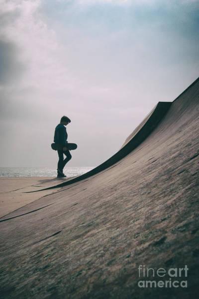 Skater Boy 006 Poster